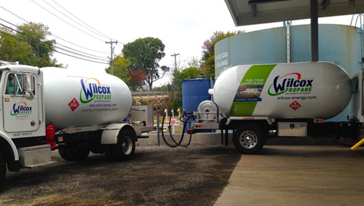 Wilcox Fuel Delivery Depot